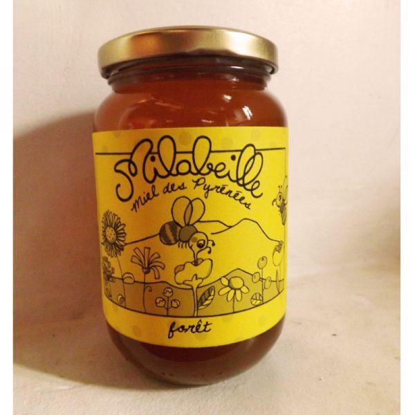 Miel de forêt 500 g
