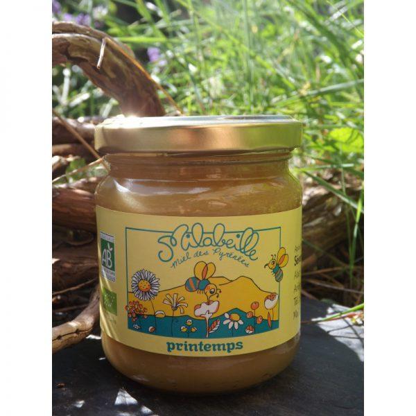 Miel de printemps 250 g