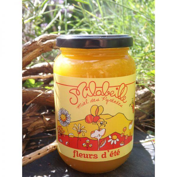 Miel de fleur d'été 500 g