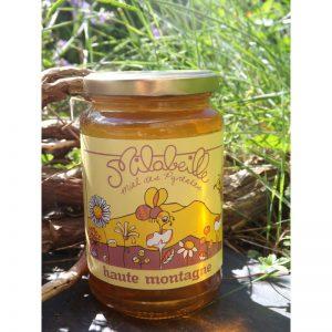Miel de haute montagne 500 g