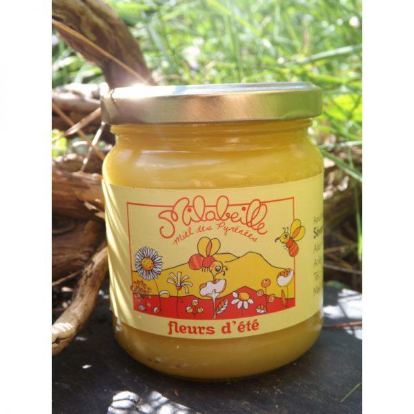 Miel de fleur d'été 250 g