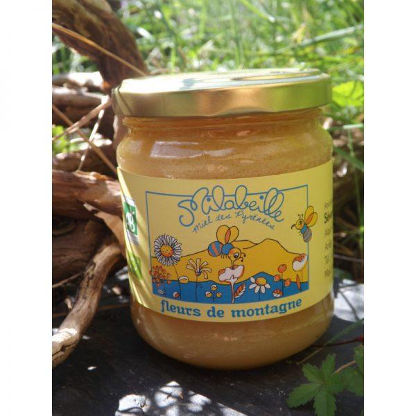 Miel de montagne 250 g