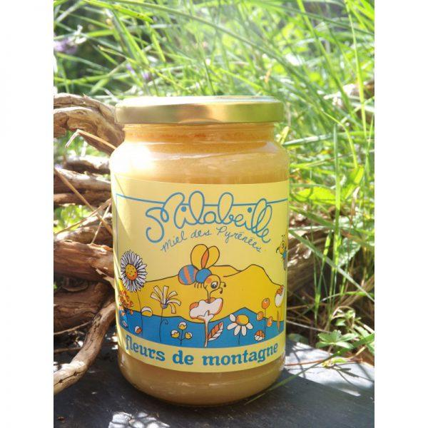 Miel de montagne 500 g