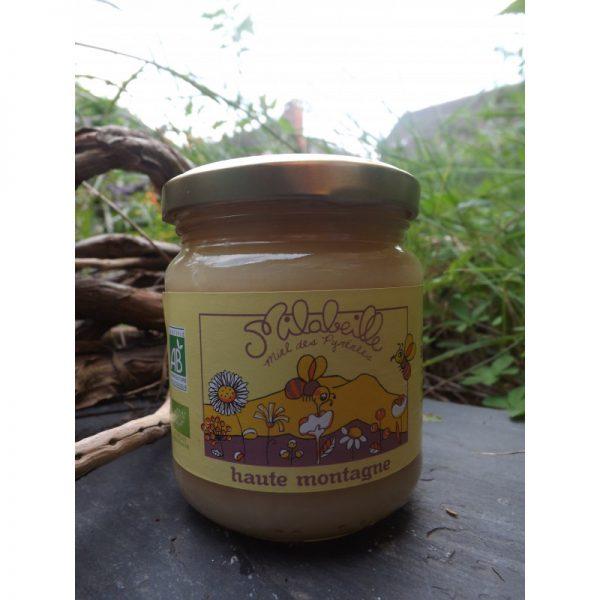 Miel de haute montagne 250 g